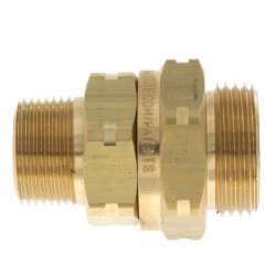 """XR3 3/4"""" NPT Termination Fitting, no Flange Product Image"""