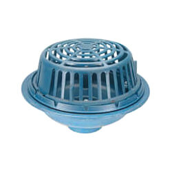 "4"" x 15"" Diameter Main Roof Drain (No Hub Outlet) Product Image"
