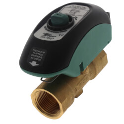 """1"""" Zone Sentry Valve Normally Closed (Threaded) Product Image"""