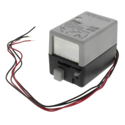 "24V Normally Closed Actuator w/ aux. switch<br>18"" Wire Product Image"