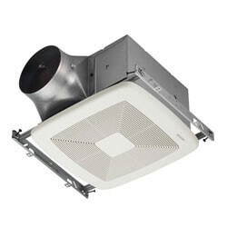 "ZB80 Ultra Green Series Multi-Speed Ventilation Fan, 6"" to 4"" Duct Product Image"