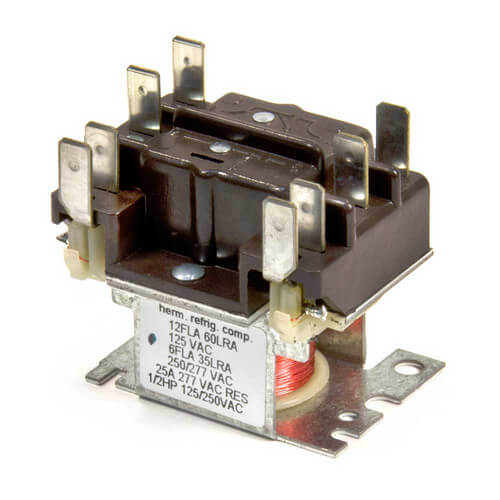 Control Relay DPST 24V For HSP2000, HSP2600 Product Image