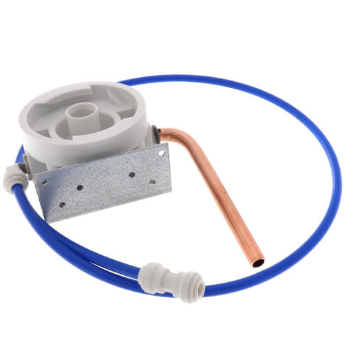 Assembly - Filter Head and Bracket (LZ/HAC) Product Image