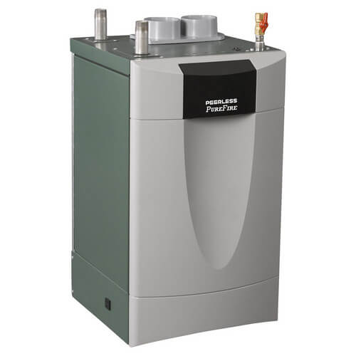 PF-50 - 40,000 BTU Output PUREFIRE High Efficiency Residential Boiler (Nat Gas) Product Image