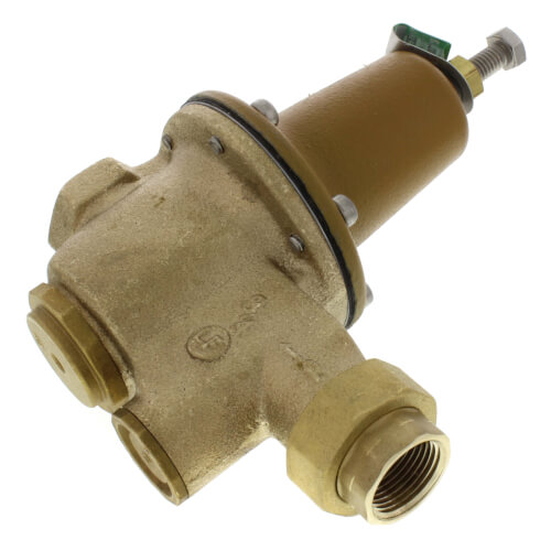 "1-1/2"" LFU5B-Z3 Pressure Reducing Valve with Bypass Check Valve, Lead Free Product Image"