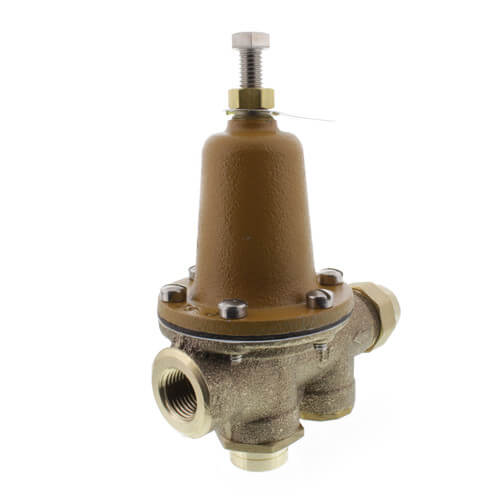 "1/2"" LF25AUB-LP-Z3 Low Pressure Reducing Valve (Threaded F Union Inlet x NPT Threaded F Outlet) Product Image"