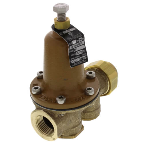 "3/4"" LF25AUB-HP-Z3 High Pressure Reducing Valve (Female Union x Female) Product Image"