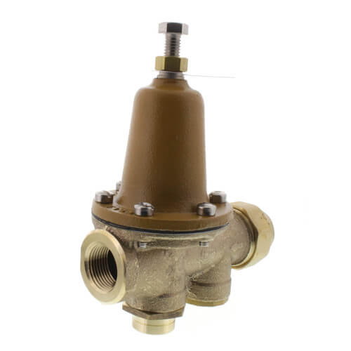 """3/4"""" LF25AUB-LP-Z3 Low Pressure Reducing Valve (Threaded F Union Inlet x NPT Threaded F Outlet) Product Image"""