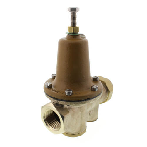 "1"" LF25AUB-Z3 Pressure Reducing Valve, Lead Free (Threaded F Union Inlet x NPT Threaded F Outlet) Product Image"