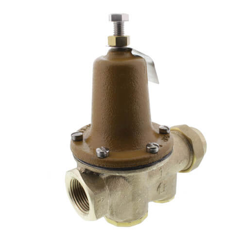 "1"" LF25AUB-LP-Z3 Low Pressure Reducing Valve (Threaded F Union Inlet x NPT Threaded F Outlet) Product Image"