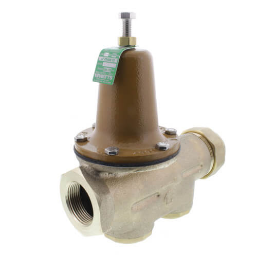 "1-1/4"" LF25AUB-LP-Z3 Low Pressure Reducing Valve (Threaded F Union Inlet x NPT Threaded F Outlet) Product Image"