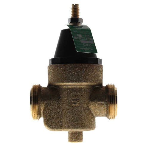 "3/4"" LFN45BM1 Water Pressure Reducing Valve, Lead Free Product Image"