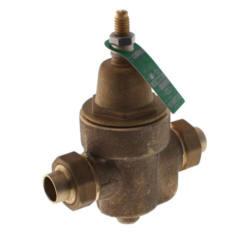 "LFN55BM1-DU-S - 1/2"" FPT Water Pressure Reducing Valve (Lead Free) Product Image"