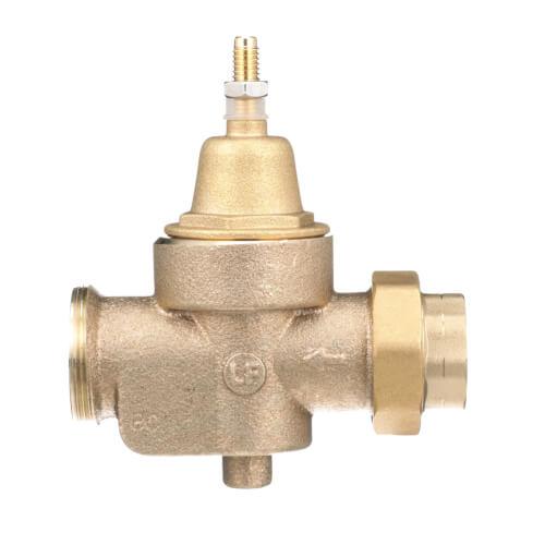 "LFN55BM1-U-LP - 3/4"" FPT Water Pressure Reducing Valve (Lead Free) Product Image"