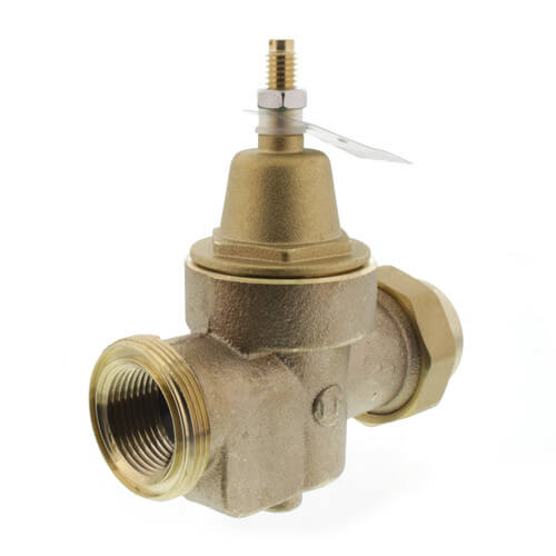 "1"" LFN55BM1-U Water Pressure Reducing Valve (Lead Free) Product Image"