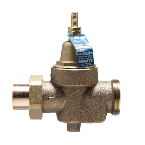 "LFN55BM1-US - 1"" FPT Water Pressure Reducing Valve (Lead Free) Product Image"