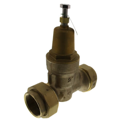 "LFN55BDU - 2"" NPT Double Union Water Pressure Reducing Valve (Lead Free) Product Image"