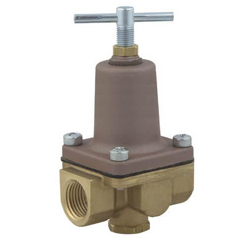 "3/8"" LF26A Small Water Pressure Regulator, Lead Free Product Image"