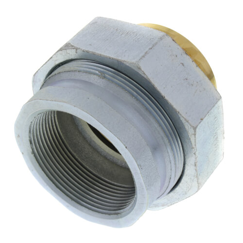 "2"" LF3001A CxF Dielectric Union, Lead Free Product Image"