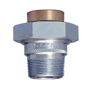 """3/4"""" LF3005A Male x Sweat Dielectric Union, Lead Free Product Image"""