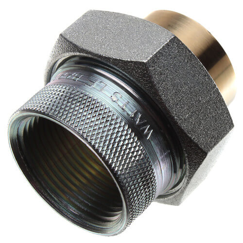 """1-1/2"""" LF3003 FxF Dielectric Union, Lead Free Product Image"""