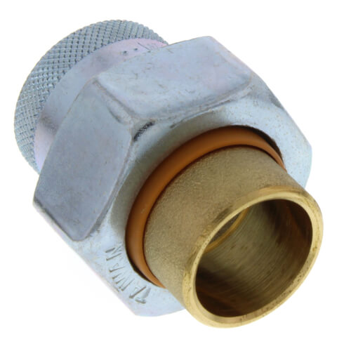 """3/4"""" LF301 FxF Dielectric Union w/ EPDM Gasket, Lead Free Product Image"""