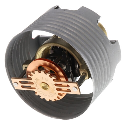 RC-RES Flat Concealed Sprinkler (SS8261), Pendent, 3.7K, 162°F - Head Only Product Image