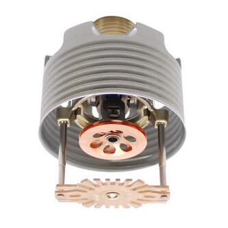 RC-RES Flat Concealed Sprinkler (SS8561), Pendent, 5.8K, 205°F - Head Only Product Image
