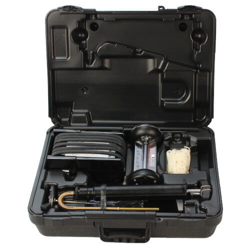 Fyrite Classic Oil Combustion Testing Kit (w/ Fire Efficiency Finder) Product Image