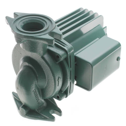 0011 Cast Iron Circulator, 1/8 HP Product Image