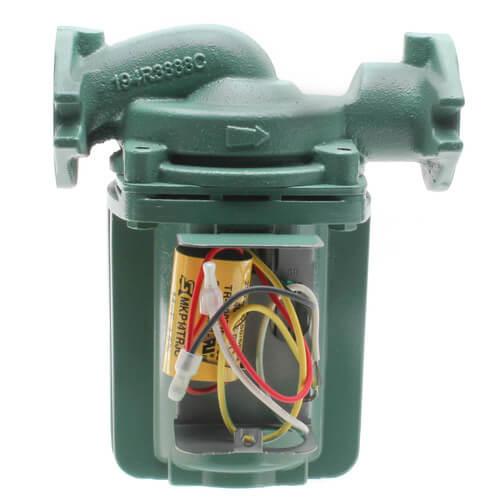 0011 Cast Iron Circulator, 1/8 HP Taco Circulator Series Wiring Diagram on taco aquastat wiring, taco controller wiring, taco pump wiring, taco controls wiring, taco zone valve wiring diagram, taco relay wiring,