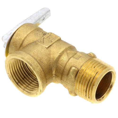 """3/4"""" 3L-125 Poppet Type Pressure Relief Valve w/ Test Lever (125 psi) Product Image"""