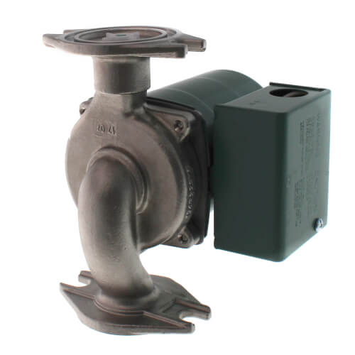 0015 3-Speed Stainless Steel Circulator - Integral Flow Check, 1/20 HP Product Image