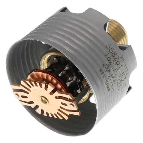 RC-QR Flat Concealed Sprinkler (SS9561), QR, 5.6K, 162°F - Head Only Product Image