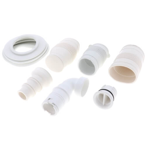 SaniPLUS Macerating Pump (White) Product Image