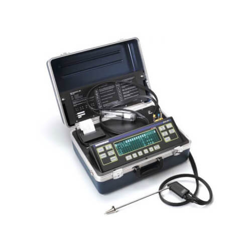 ECA 450 Combustion Analyzer, Base Unit (w/ Probe & Hose Assembly) Product Image