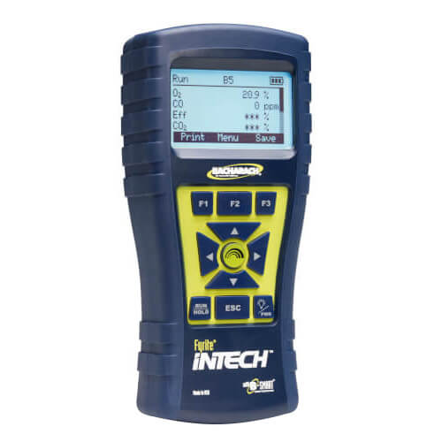 Fyrite Intech Combustion Analyzer O2 CO Reporting Kit Product Image