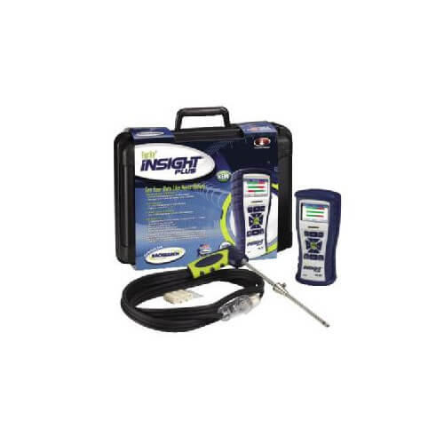 Fyrite INSIGHT Plus Reporting Kit with Long Life O2 Sensor Electronic Combustion Analyzer Product Image