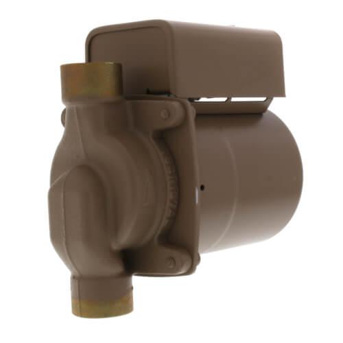 "003-B4 Bronze Circulator (3/4"" Sweat) 1/40 HP Product Image"