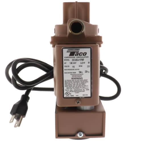 003 Plumb n' Plug Pump w/ Digital Timer & Integral Flow Check (1/40 HP) Product Image