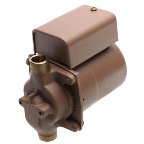 "003-BC4 Bronze Circulator (1/2"" Sweat) 1/40 HP Product Image"
