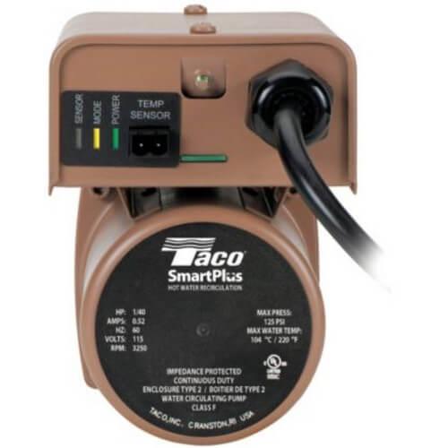 "006 Bronze Smart Plus, 3/4"" Sweat, 1/40 HP Product Image"