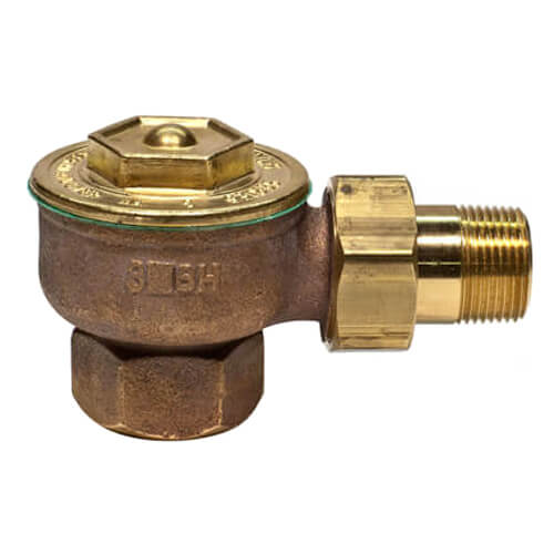 "1GRHC, 1/2"" Corner (Right) Radiator Steam Trap Product Image"