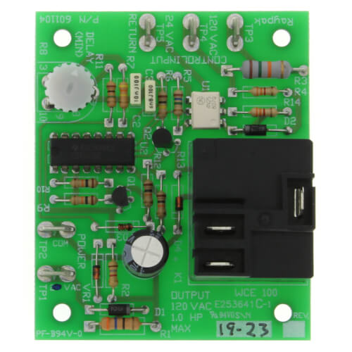 Economaster PC Relay Board Kit Product Image