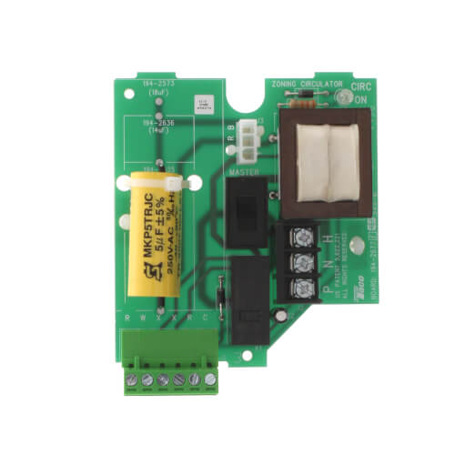 Replacement Zoning Circulator PC Board (for 003-008 Models), New Style Product Image