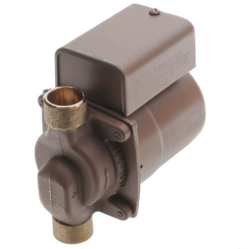 "006 (3/4"" Sweat) Taco Bronze Circulator, 1/40 HP Product Image"