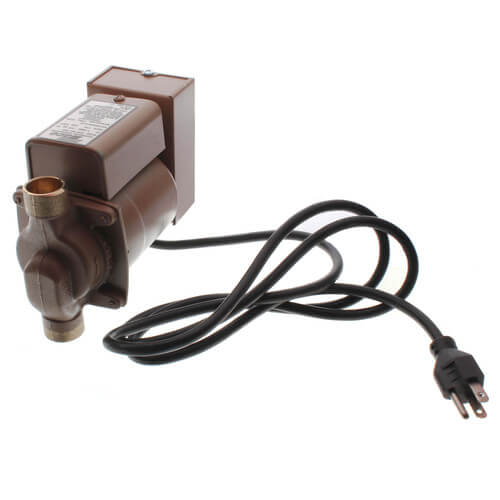 "006 Plumb n' Plug Pump w/ Line Cord, Analog Timer, 1/40 HP (3/4"" Sweat) Product Image"
