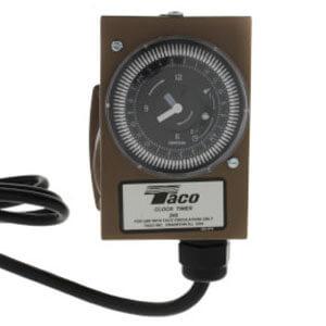 "006 Plumb n' Plug Pump w/ Line Cord, Analog Timer, & IFC, 1/40 HP (1/2"" Sweat) Product Image"