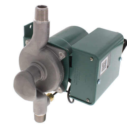 "TacoGenie 006-CT Pump, 1/40 HP (1/2"" NPT) Product Image"