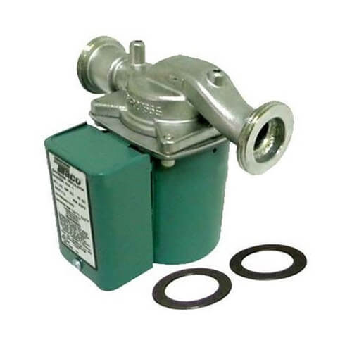 006-IFC Stainless Steel Circulator Pump w/ Integral Flow Check, 1/40 HP Product Image